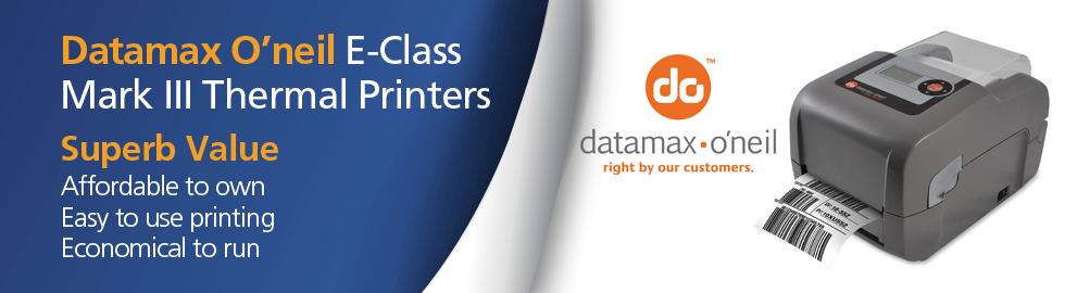 Datamax-O'neil E-series