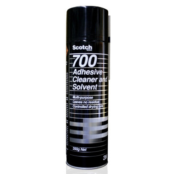 3m 700 Adhesive Cleaner And Solvent Pack Label Power