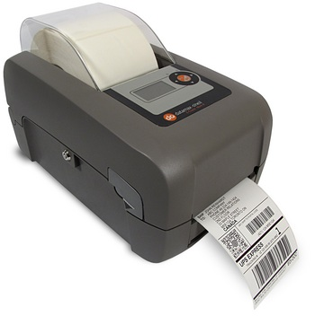 Datamax-O'Neil E-4206L MarkIII - 203dpi direct thermal and thermal transfer printer