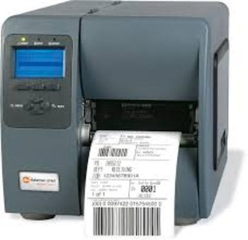 Datamax-O'Neil I-4310 MarkII With LAN - 300dpi direct thermal and thermal transfer printer