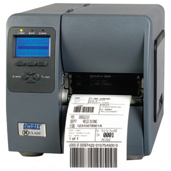 Datamax-O'Neil M-4308 MarkII - 300dpi direct thermal and thermal transfer printer