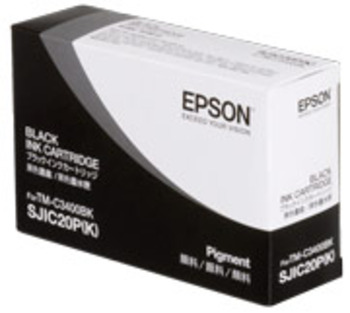 Epson TM-C3400 Black Ink Cartridge