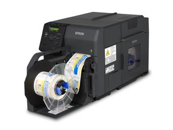Epson TM-C7500G Gloss Inkjet Label Printer