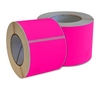 Fluorescent Pink Permanent Labels 77 x 48mm