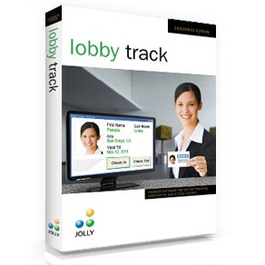 Lobby Track visitor management software - Premier edition