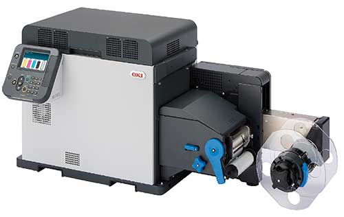 OKI PRO1050 Digital Label Press