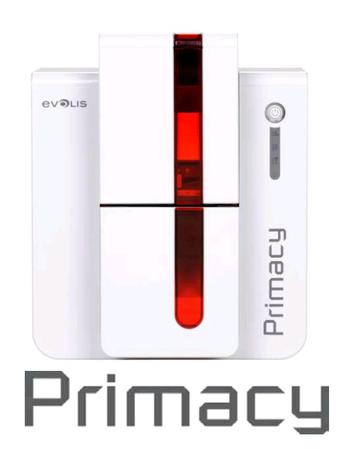 Primacy Simplex plastic card printer - Production Pack