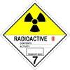 Radioactive III - Dangerous goods labels