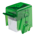 Removable 100 Card Hopper Cartridge - Jungle Green