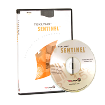 Sentinel label printing automation software