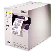 Zebra 105SL direct thermal and thermal transfer printer