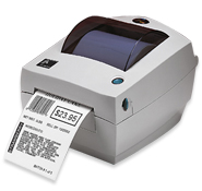 Zebra LP2844-Z direct thermal printer