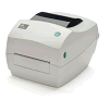 Zebra GC420t direct thermal and thermal transfer printer
