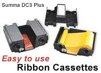 Summa DC3 Plus Ribbon Cassettes